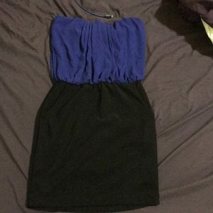 Size s/p strapless dress